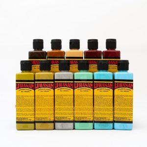 Alphanamel 11 new colours bundle - pinstriping paint