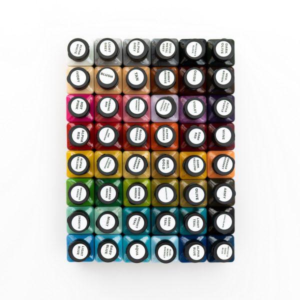 Alpha6 Alphanamel Megapack all 48 colours