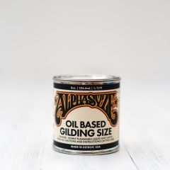 ALPHASYZE - Quick drying gilding size