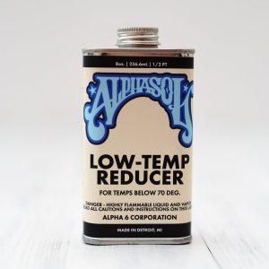 ALPHASOL - Low Temp Reducer 8oz