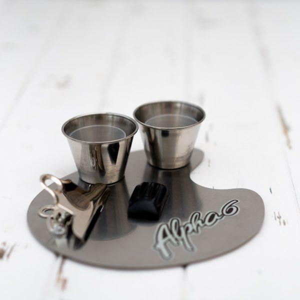 Alpha6 Mini Pallet - left handed
