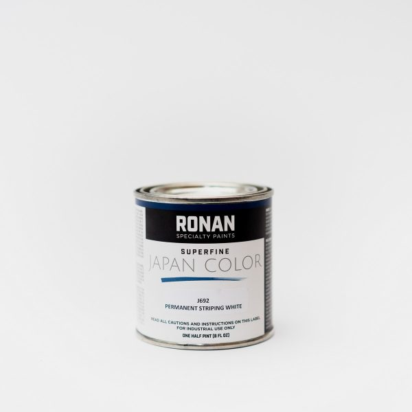 Ronan Japan Colors - finely ground, flat and quick drying paste paints