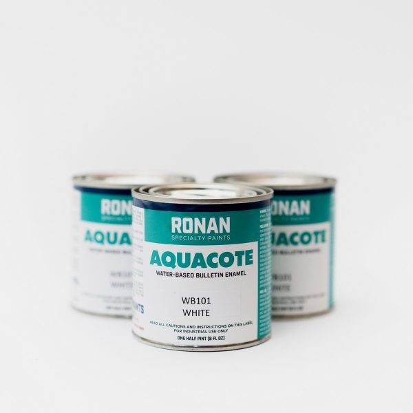 Ronan Aquacote - water based signwriting enamel paint
