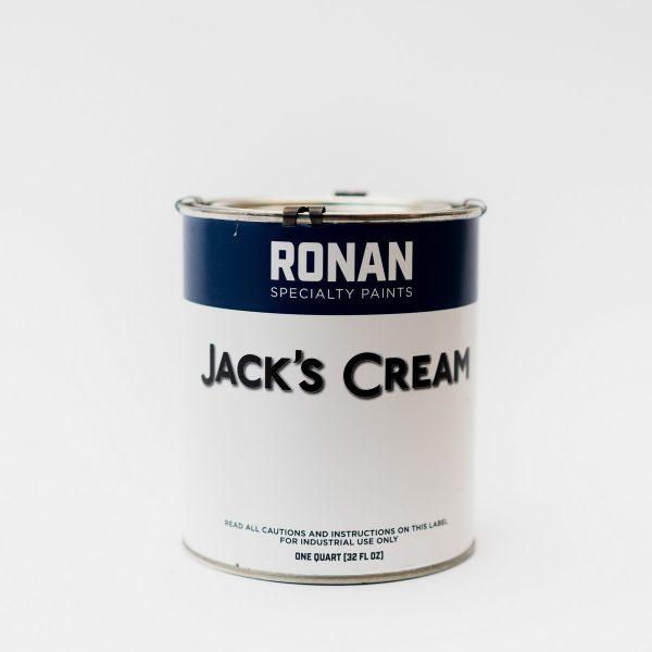 Jack's Cream is a heavy bodied blending medium