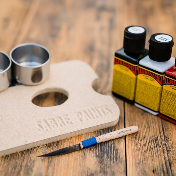Pinstriper's starter kit
