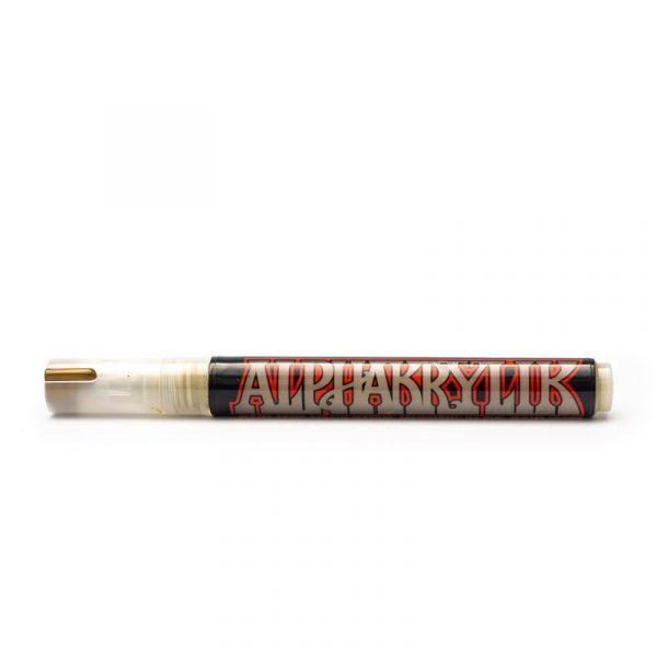 Alpha6 Acrylic Markers - METALLIC GOLD