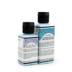AlphaFlex BABY BLUE - Flexible textile and leather paint -