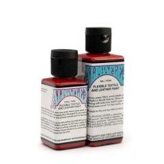 AlphaFlex BRICK RED - Flexible textile and leather paint -