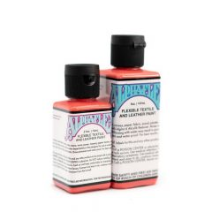 AlphaFlex CORAL - Flexible textile and leather paint -