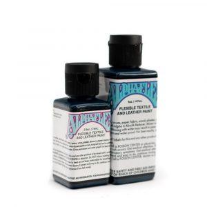 AlphaFlex DARK BLUE - Flexible textile and leather paint -