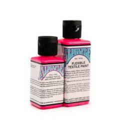 AlphaFlex ELECTROSHOCK PINK - Flexible textile and leather paint -
