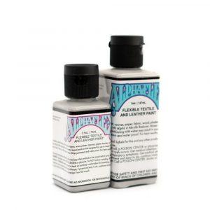 AlphaFlex LIGHT GREY - Flexible textile and leather paint -