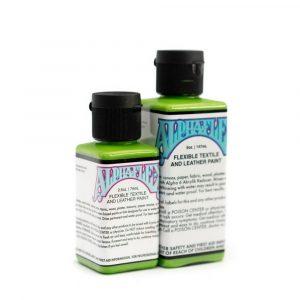 AlphaFlex MONSTER GREEN - Flexible textile and leather paint -