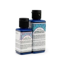 AlphaFlex ULTRAMARINE - Flexible textile and leather paint -