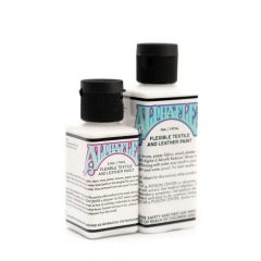 AlphaFlex ULTRA WHITE - Flexible textile and leather paint -