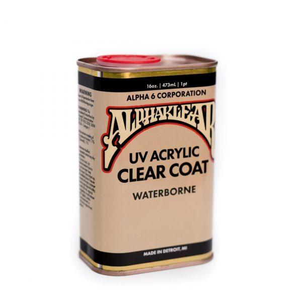 AlphaKlear - Waterborne Clearcoat 16oz