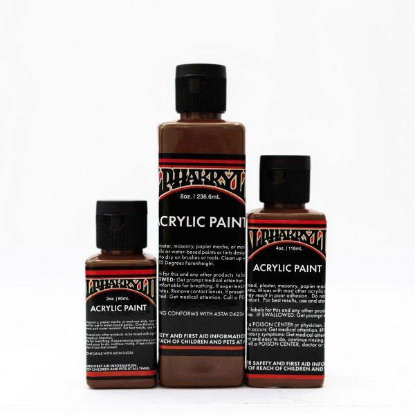 Alphakrylik CHOCOLATE - durable acrylic paint for signwriting and art