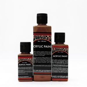 Alphakrylik MEDIUM BROWN - durable acrylic paint for signwriting and art