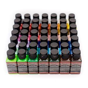 Alphakrylik Monster Pack - All 48 colours