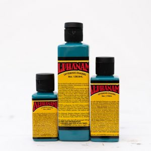 Alphanamel DARK TEAL paint for signwriting