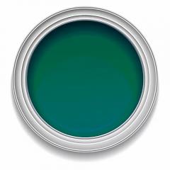 Ronan Aquacote PROCESS GREEN waterbased signwriting enamel paint