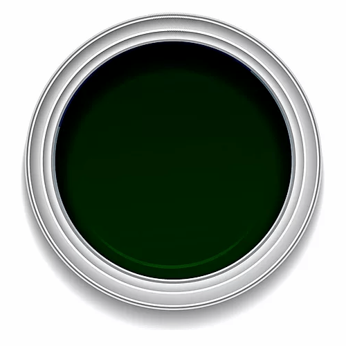 Ronan Aquacote DARK GREEN waterbased signwriting enamel paint