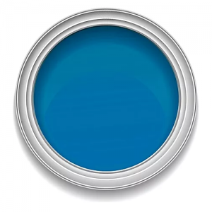 Ronan Aquacote PROCESS BLUE waterbased signwriting enamel paint