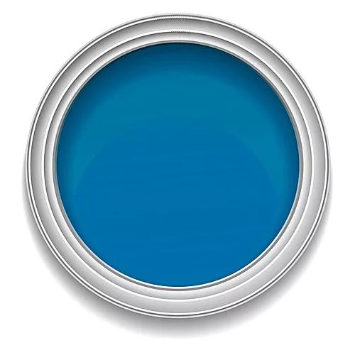 Ronan Aquacote PROCESS BLUE waterbased signwriting enamel paint
