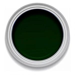 Ronan One-Stroke DARK GREEN lettering enamel