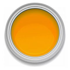 Ronan One-Stroke GOLDEN YELLOW lettering enamel