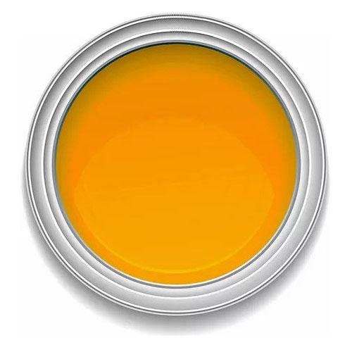 Ronan One-Stroke GOLDEN YELLOW lettering enamel