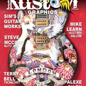 Kustom Graphics Magazine Issue 78