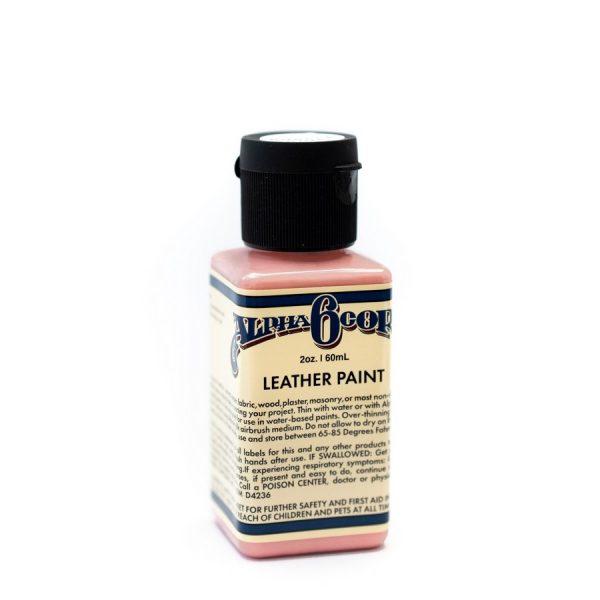 Leather Paint 2oz - BUBBLE GUM