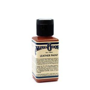 Leather Paint 2oz - BURNT CARAMEL
