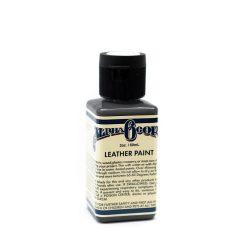 Leather Paint 2oz - DARK GREY