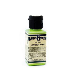 Leather Paint 2oz - DORR'S GREEN