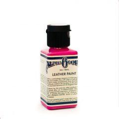 Leather Paint 2oz - ELECTROSHOCK MAGENTA