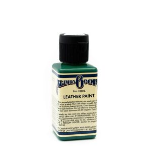 Leather Paint 2oz - EVERGREEN