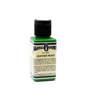 Leather Paint 2oz - GREEN
