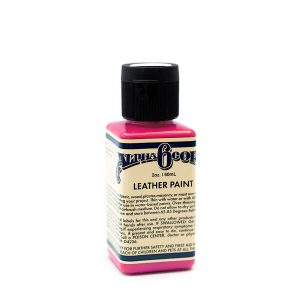 Leather Paint 2oz - HOT PINK