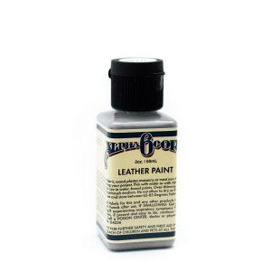 Leather Paint 2oz - LIGHT GREY