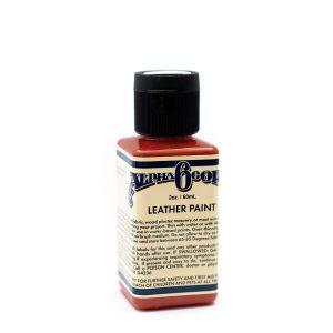 Leather Paint 2oz - MAROON