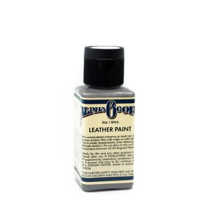 Leather Paint 2oz - MEDIUM GREY