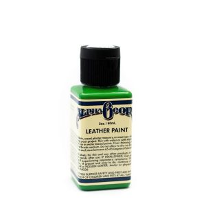 Leather Paint 2oz - MONSTER GREEN