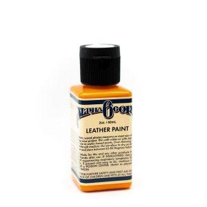 Leather Paint 2oz - ORANGE