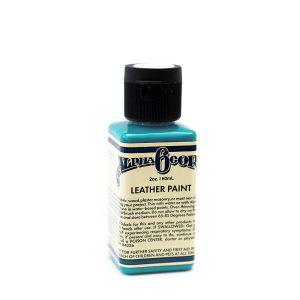 Leather Paint 2oz - TURQUOISE