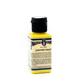 Leather Paint 2oz - YELLOW