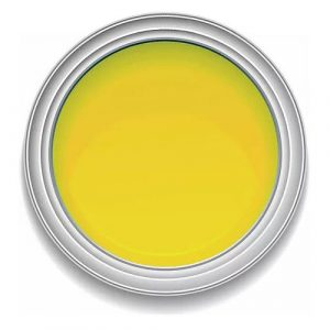 Ronan One-Stroke LIGHT YELLOW lettering enamel