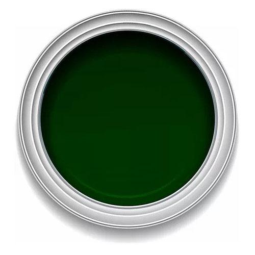 Ronan One-Stroke MEDIUM GREEN lettering enamel