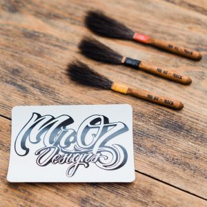 Mr. Oz Pinstriping Brush